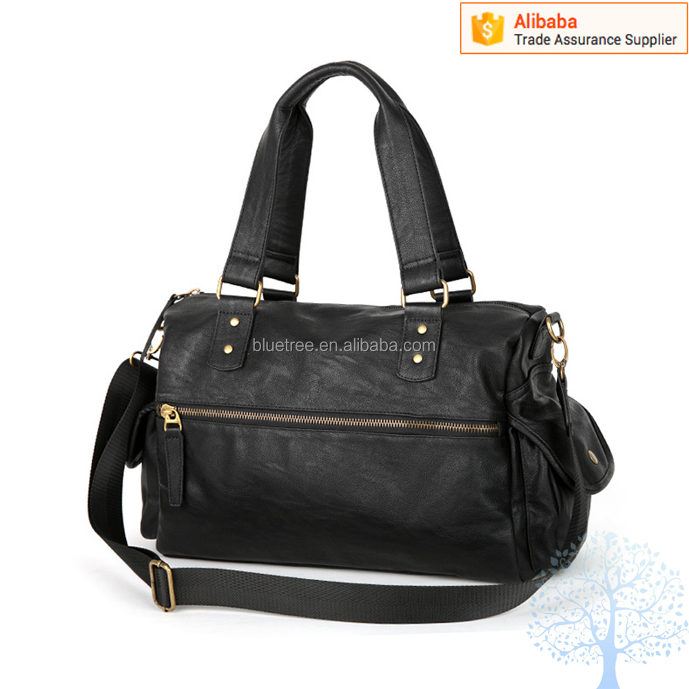 Latest star names of branded PU leather bags with zipper pocket