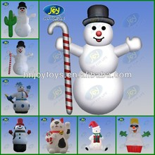 Popular Outdoor Christmas decoration inflatable snowman
