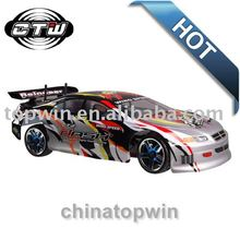 1:10 Scale 4WD RC Nitro Gas Touring Cars Hobby Powered On-Road Racing Car