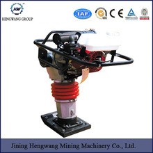 Construction Machinery concrete Road vibratory tamping rammer with Honda engine,Robin engine and Subaru engine