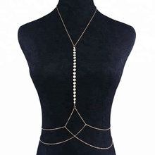 wholesale beach body chain jewelry sexy gold body chain for women
