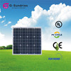 Stylish pv solar module 30w mono solar panel