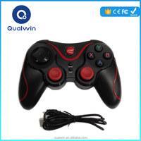 Qualwin Terios T-3 Multifunctional Bluetooth Remote Wireless Gamepad For Android/IOS Enjoy 3D Game