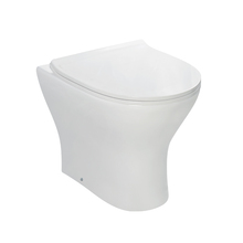 BTW one piece floor mounted sitting WC pan toilet