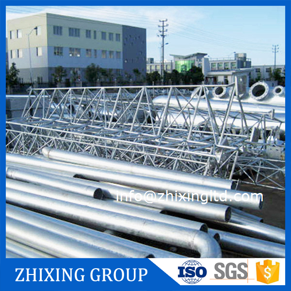 round aluminized steel pipe