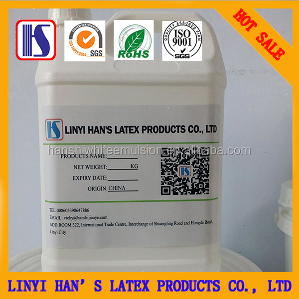 white latex glue Grafted adhesive