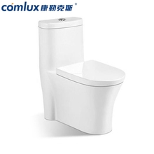 Professional safety elongated cyclone flushing floor mounted best one piece toilets price commode with good quality