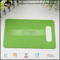 2015 Good Quality Colorful New Design color coding chopping board