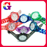 Fashion Silicone Watch Mix 13 colours