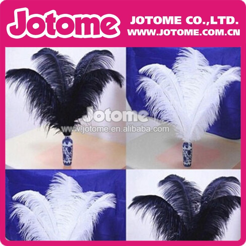 Quality Assurance Leading Supplier Used Wedding Party Decoration Wholesale Dyed Ostrich Feathers for Sale