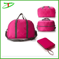 new to market usa 2016 folding travel storage bag, foldable travel bag