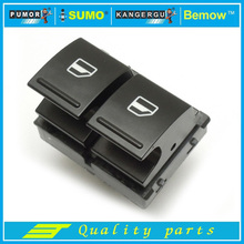 KP SW026 Ningbo Sumo Good quality with 2 years guarantee Wholesale 1K3 959 857 1K3959857 for VW Golf Window switch