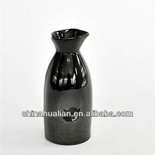 black japanese sake bottles japanese wine bottle