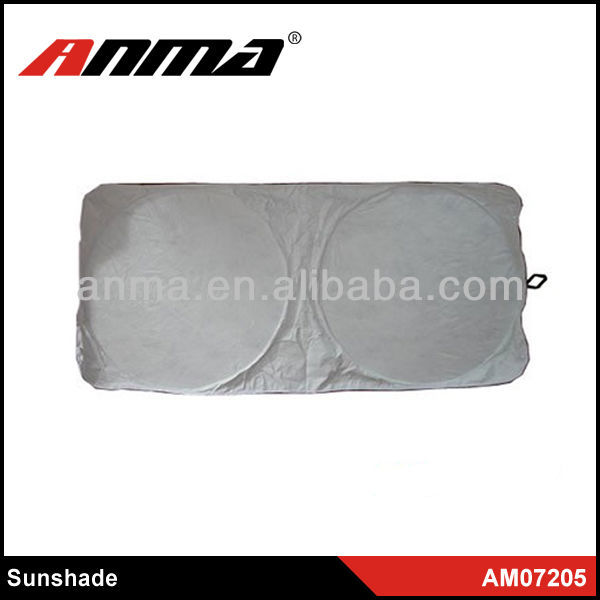 Tyvek auto sunshade,personalized high quality white tyvek sunshade