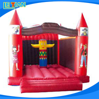 alibaba top export inflatable bounce houses for parties