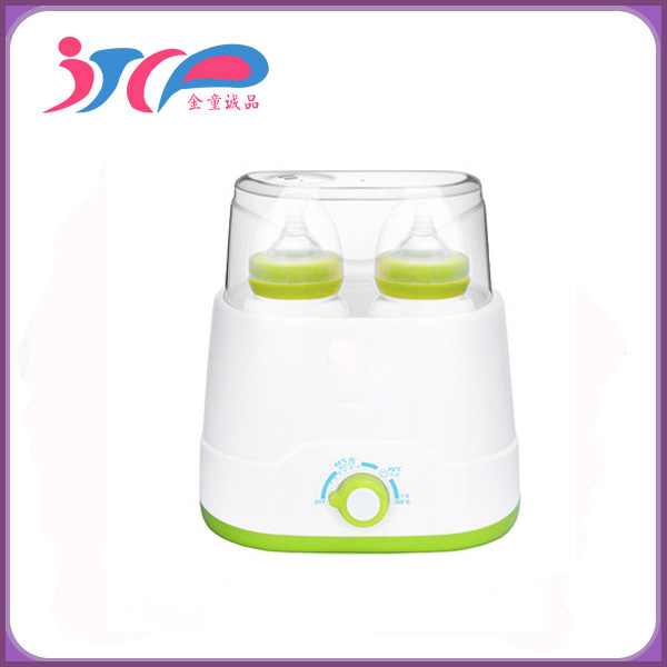 Portable Baby Bottle Warmer Electric Steam Sterilize bottle warmer