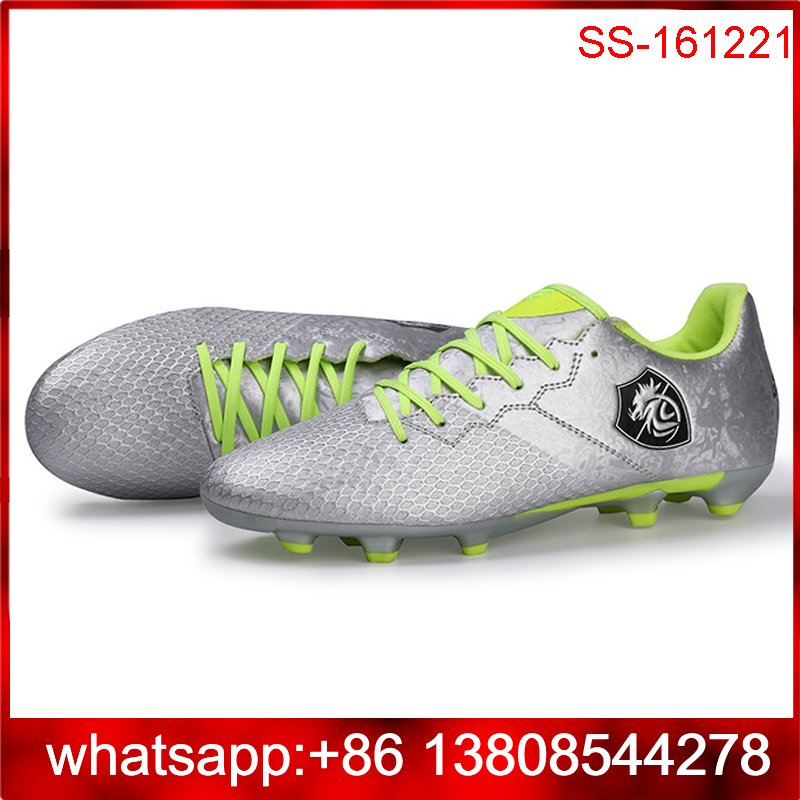2017 new soccer boots mans factory china jinjiang