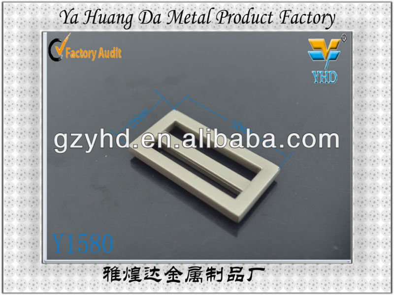 metal buckle outlet for clothing