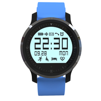 180mAh alarm clock facebook remind cheap touch screen watch phone s5