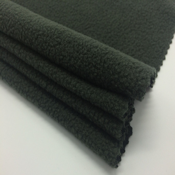 Chinese wholesaler Suede Compound Air layer Scuba fabric