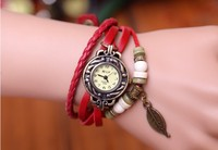 2014 wholesale cheap price vintage retro watch for girl,hottest smart wrist watches