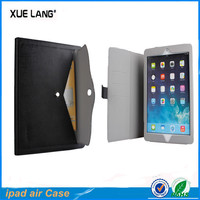Premium Card holder Wallet phone Leather Cover Case for ipad