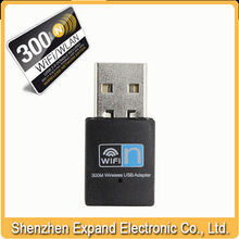 802.11n 300M USB Wireless Network Adapter with Realtek RTL8192CU