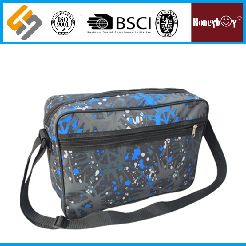 Manufacturer Supplier university casual sports gym bag