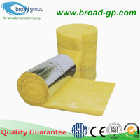 Excellent Thermal Insulation Fiber glass Wool Price For Building Insulation