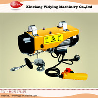 Mini Type Electric Cable Hoist Pa800