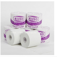 Custom toilet paper with private label