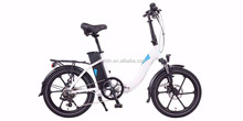 "2017 20"" DOMLIN Factory price Electric Lady Bike DLEB011"
