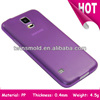 2014 Thin Crystal Clear Case Cover for Samsung Galaxy S5 i9600