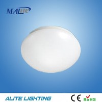 25W led ceiling light with microwave motion sensor and emergency