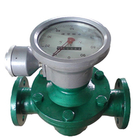 Factory offer high viscosity and quality oval gear flowmeter