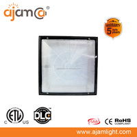 square LED Canopy light 225*225*185mm indoor with ETL/DLC certification