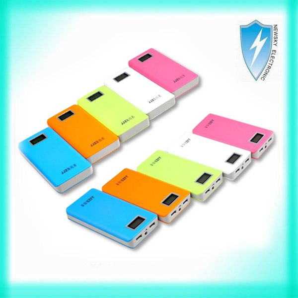 Portable Wallet power bank 20000 mah for sale in alibaba express China
