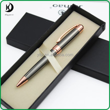 JD-SL83 Green novelty design metal ballpoint pen with metal clip
