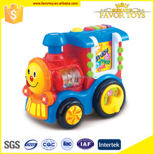 Wholesale multi function learning battery baby toy car with music