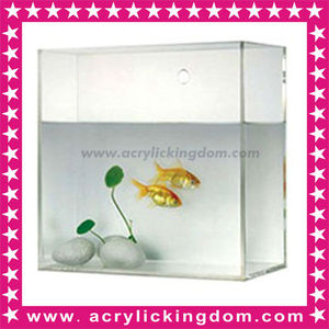 beautiful acrylic aquarium fish tank