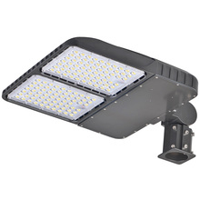 Cold/warm white HID retrofit parking lot lighting 300w led area street lights led replacement for shoebox