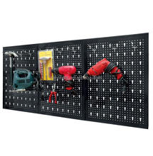Multi-Function Tool Hanging Board Square Hole Hanging Board