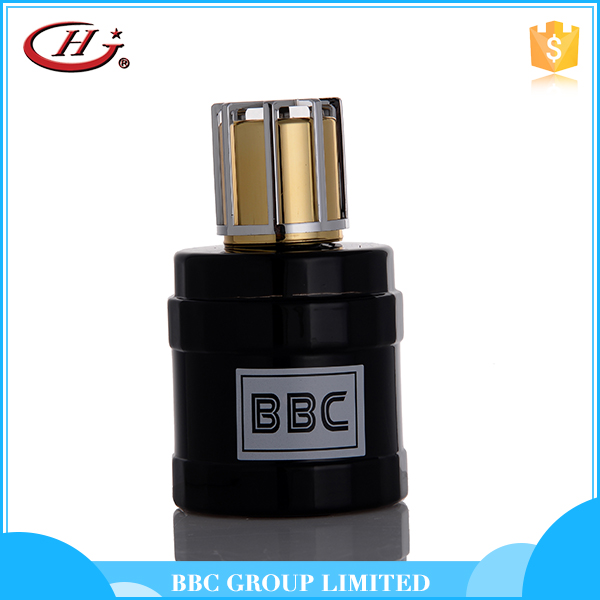 BBC Black Series-BL010 Unique design men glass bottle wholesale hot sale perfume