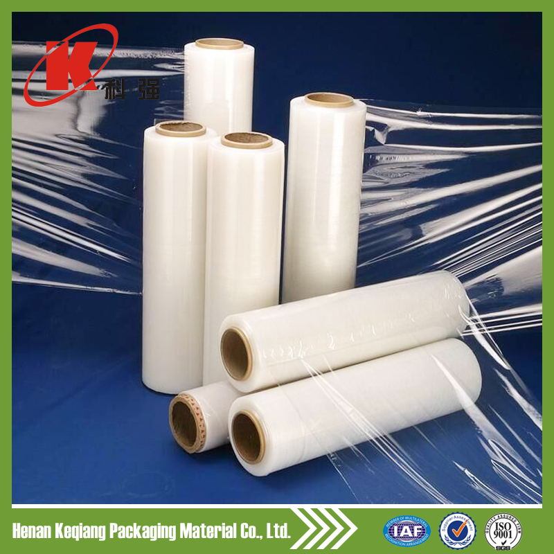 Compression Soft Lldpe Stretch Film 3 Layers