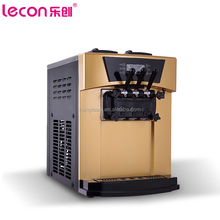 Chinese Cheap Mcdonald's Mini 3 in 1 Used Commercial Taylor Carpigiani Soft Ice Cream Machine