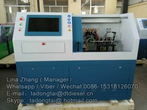 DT-CR816 Common rail injector and pump test bench with full set testing function EUIEUP , HEUI