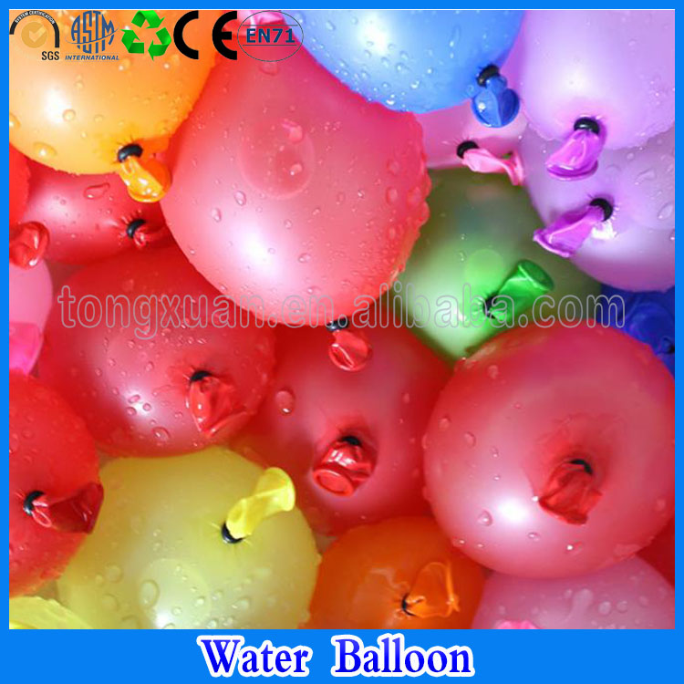 Magic bunch of latex free water balloons