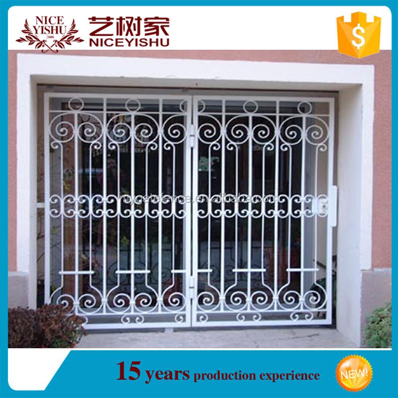 Yishujia factory modern design window grills design closed windows with lock buy steel window - Window grills modern design ...