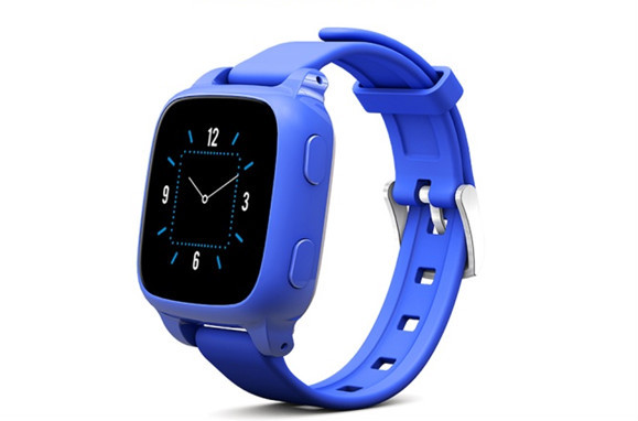 smart wrist watch cell mobile phone with Bread Crumbing tracking