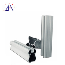 Fast shipping aluminum extrusion for kitchen cabinet door